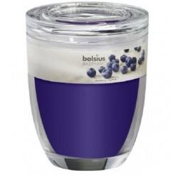 Bolsius Geurkaars in glas 120/100 Bluebe